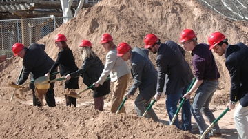 PAÍS construction officially begins with groundbreaking