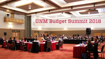 UNM holds annual Budget Summit