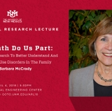 UNM's McCrady makes social impact through research