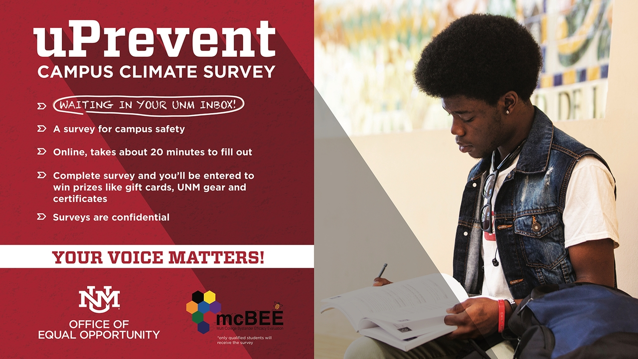 2018 UNM Campus Climate Survey