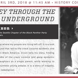 Aaron Dixon lecture: Journey Through the Black Underground