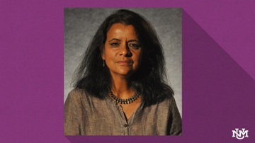 Professor honored by NSF for Women's History Month