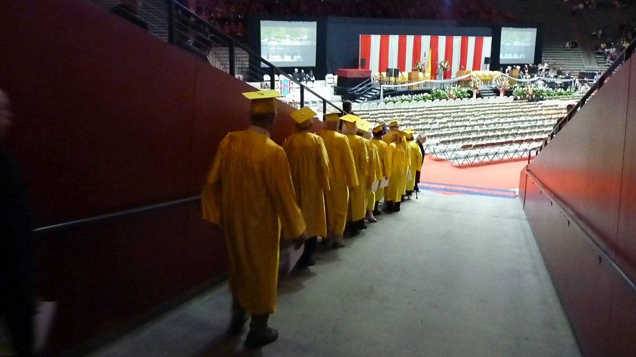 Golden Grads Ceremony