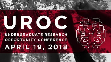 UROC features undergraduate research and creative works