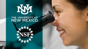 UNM students selected for National Science Foundation graduate student awards