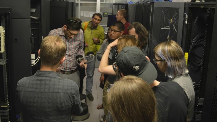CARC Lab Tour