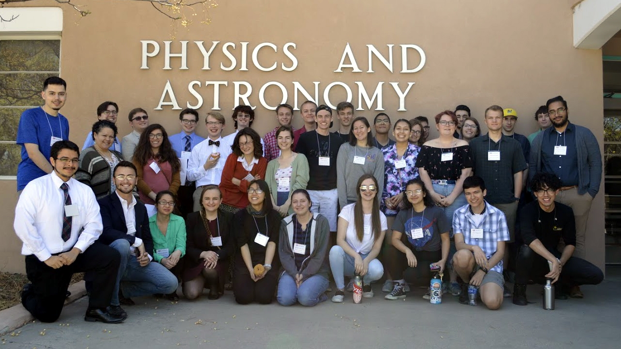 Physics and Astronomy group