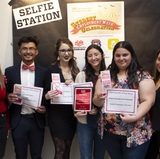UNM recognizes student employees during National Student Employment Week