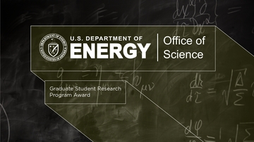 UNM students receive DOE Office of Science Graduate Student Research program award