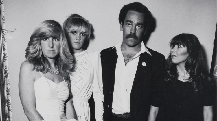 No. 8 from A Party, Beverly Hills, U.S.A., 1980