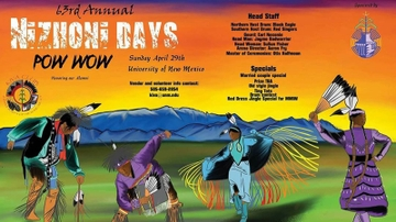 KIVA Club hosts its 63rd Annual Nizhoni Days Powwow
