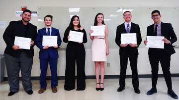 Annual Mercer Speech Competition honors the art of persuasion