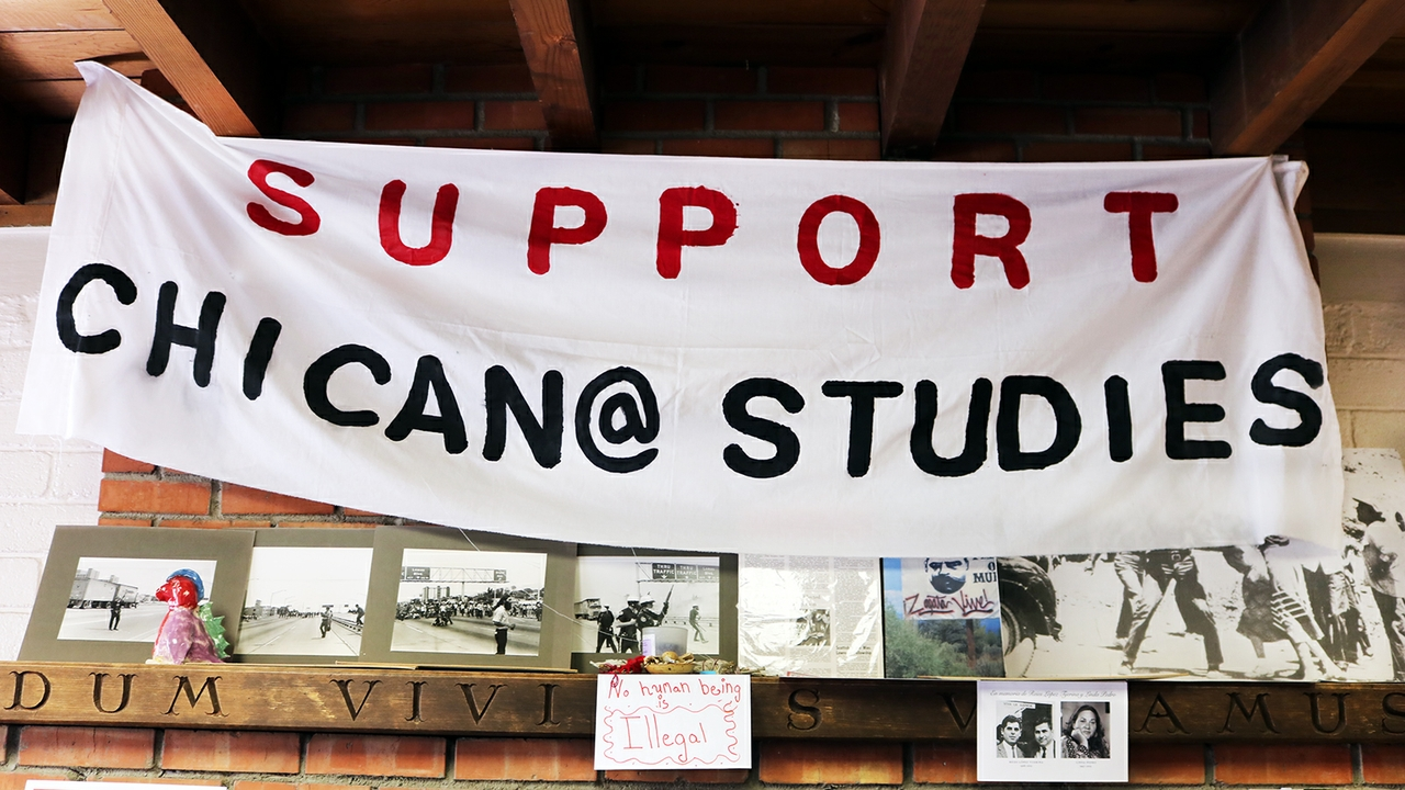 Support Chicana and Chicano Studies