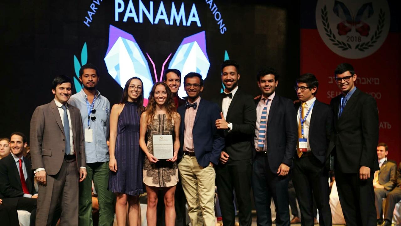 Social Venture Challenge winners
