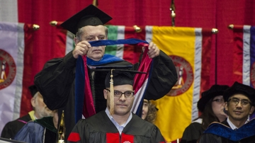 Honorary degree nominations open for Spring 2022 commencement
