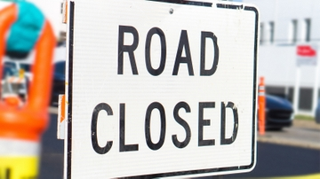 Redondo Road will be temporarily closed