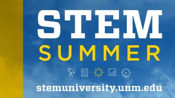 Get out of the classroom and into a STEM Summer