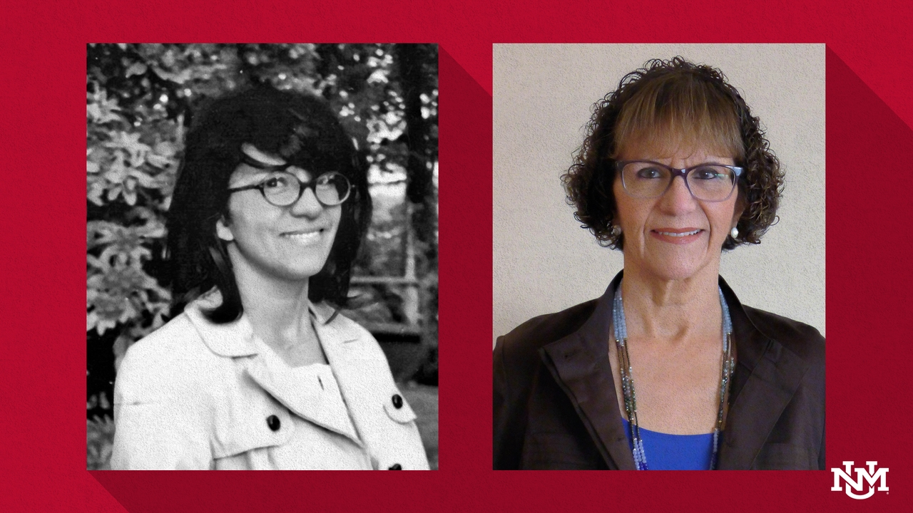 Dr Maxine Baca Zinn then and now