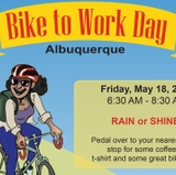 UNM to participate in Bike to Work Day