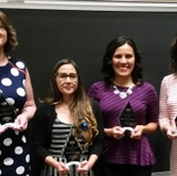 Excellence in Advising Award recipients honored