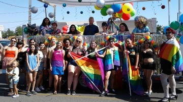 UNM comes out for Pride