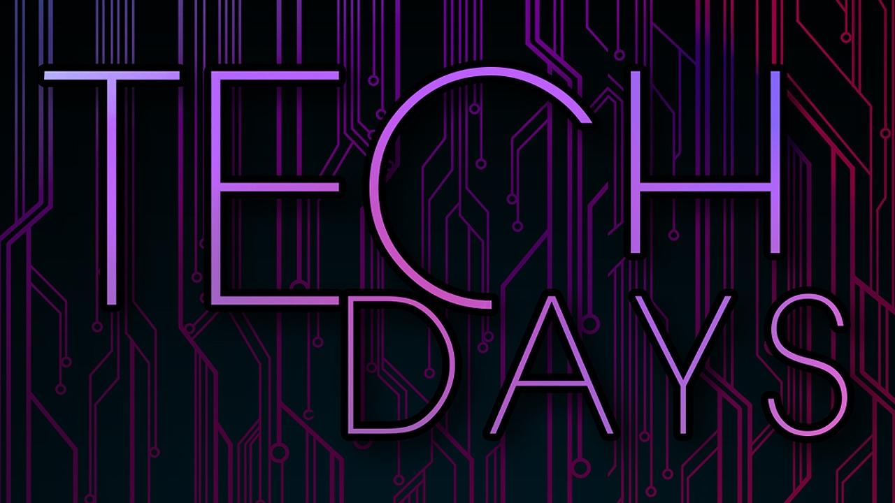 Tech Days 2018