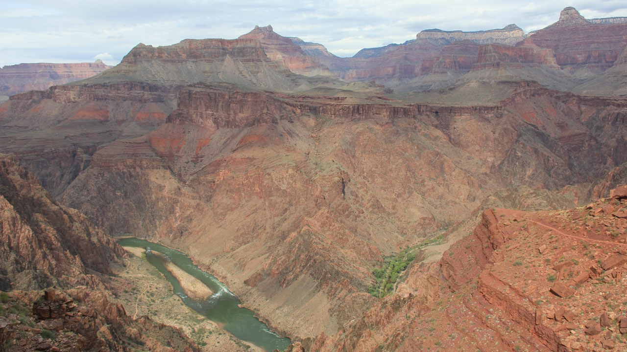 UNM researchers help redefine Grand Canyon's rock layers