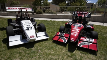 Formula SAE team ready to roll at international competition