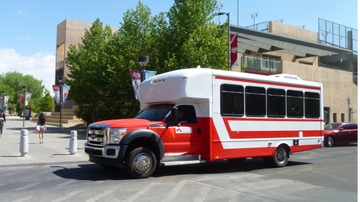UNM Parking and Transportation upgrades and event support