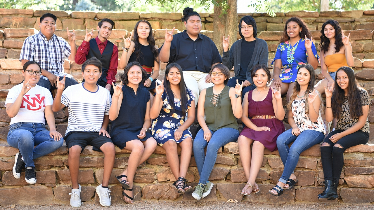 American Indian Summer Bridge 2018 Cohort