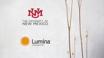 UNM receives grant from Lumina Foundation's Fund for Racial Justice and Equity