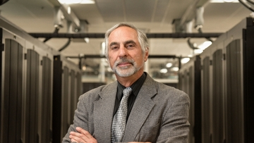 Math Professor John Shadid named SIAM fellow