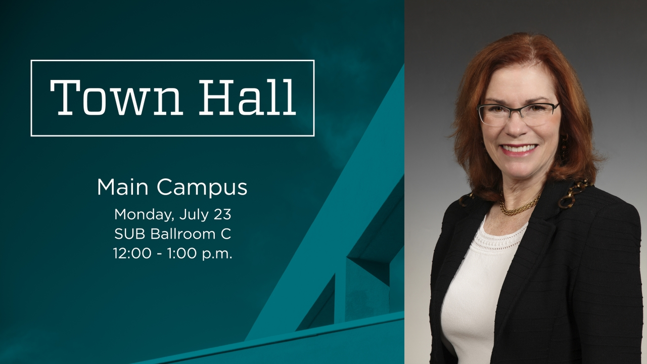President Stokes to hold summer town hall for staff
