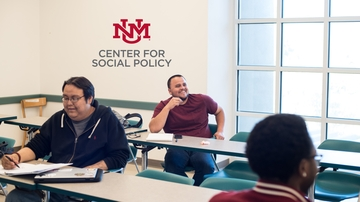 RWJF transitioning to UNM Center for Social Policy