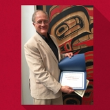 UNM Archaeologist Dello-Russo honored by the state for his service and noteworthy discoveries