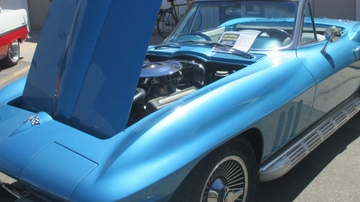 UNM Physical Plant hosts annual car and motorcycle show