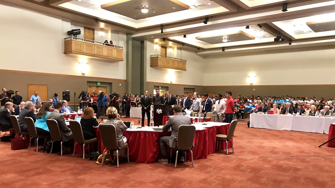 UNM Board of Regents approves Athletics Department recommendations