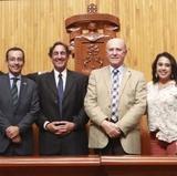 UNM SPA director honored by Universidad de Guadalajara