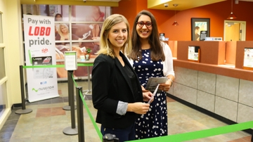 New campus resource center dedicated to the financial well-being of students