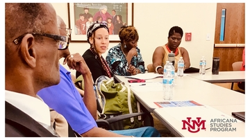 Africana Studies announces formation of the Friends of Africana Studies Advisory Team