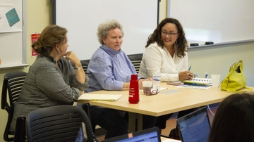 Inaugural summer institute draws statewide support