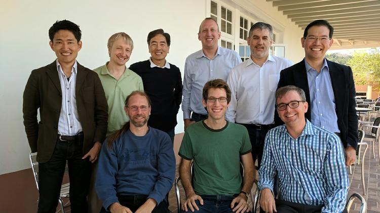 STAQ Project researchers