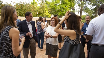 UNM welcomes new hires at New Faculty Orientation
