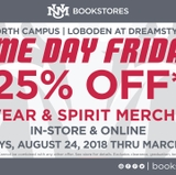 Popular UNM Bookstore promotion returns