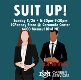 Suit Up event: serious discounts on professional clothing for Lobos