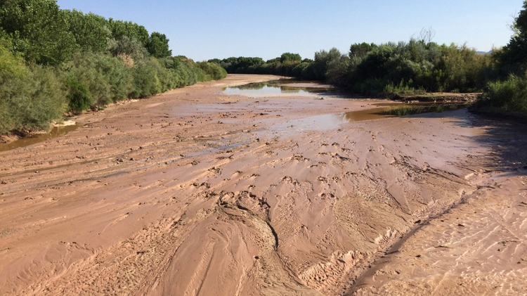 Rio Grande intermittent