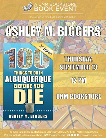 Ashley Biggers '100 Things'