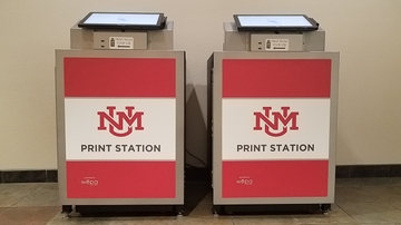 UNM offers new cloud print solution