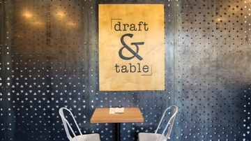 Draft & Table to open in the SUB