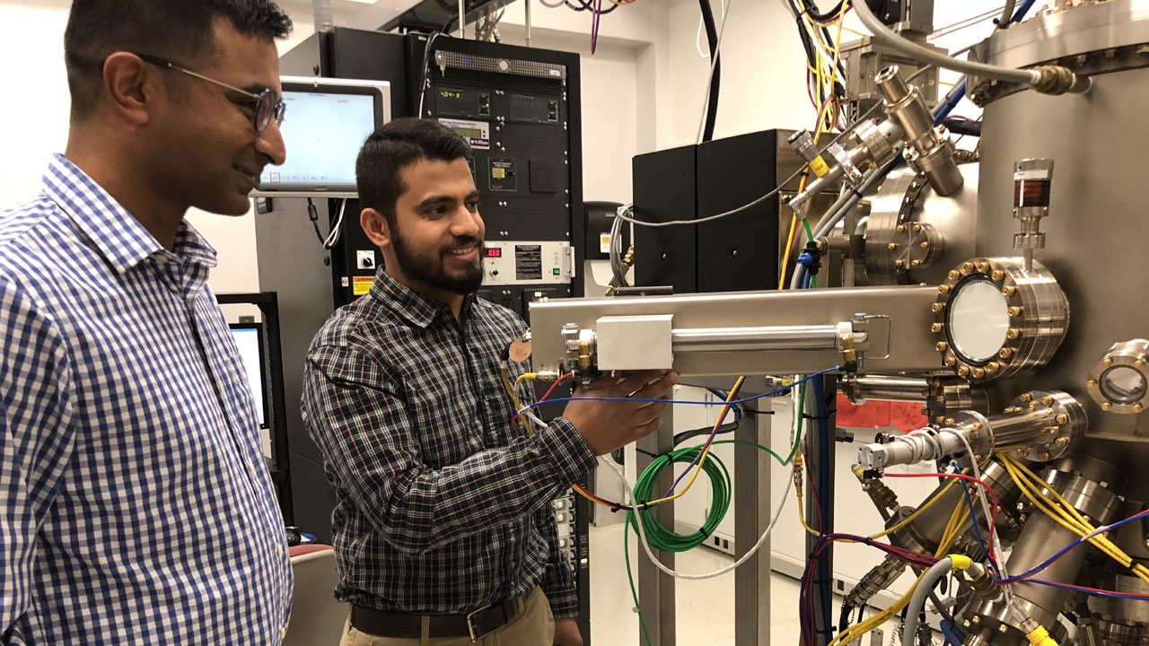 NSF announces $750,000 EQuIP award for quantum information processing to The University of New Mexico